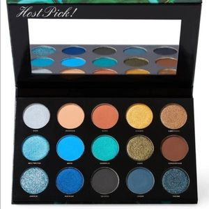 Brand New In Box HIPDOT Cenote Eyeshadow Palette